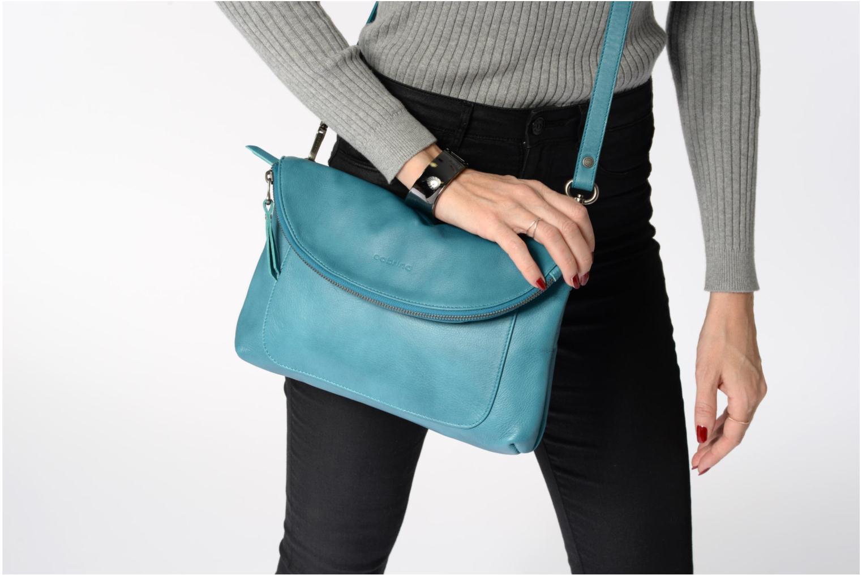Handtaschen Sabrina Anaïs blau ansicht von oben