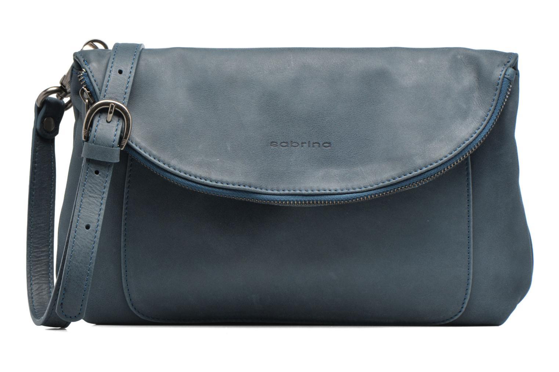 Handtassen Sabrina Anaïs Blauw detail