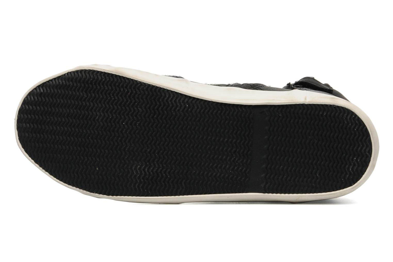 Trainers Kaporal Stello Black view from above