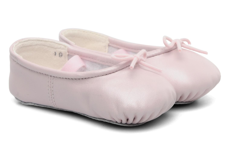 Ballerina's Bloch Baby Arabella Roze detail