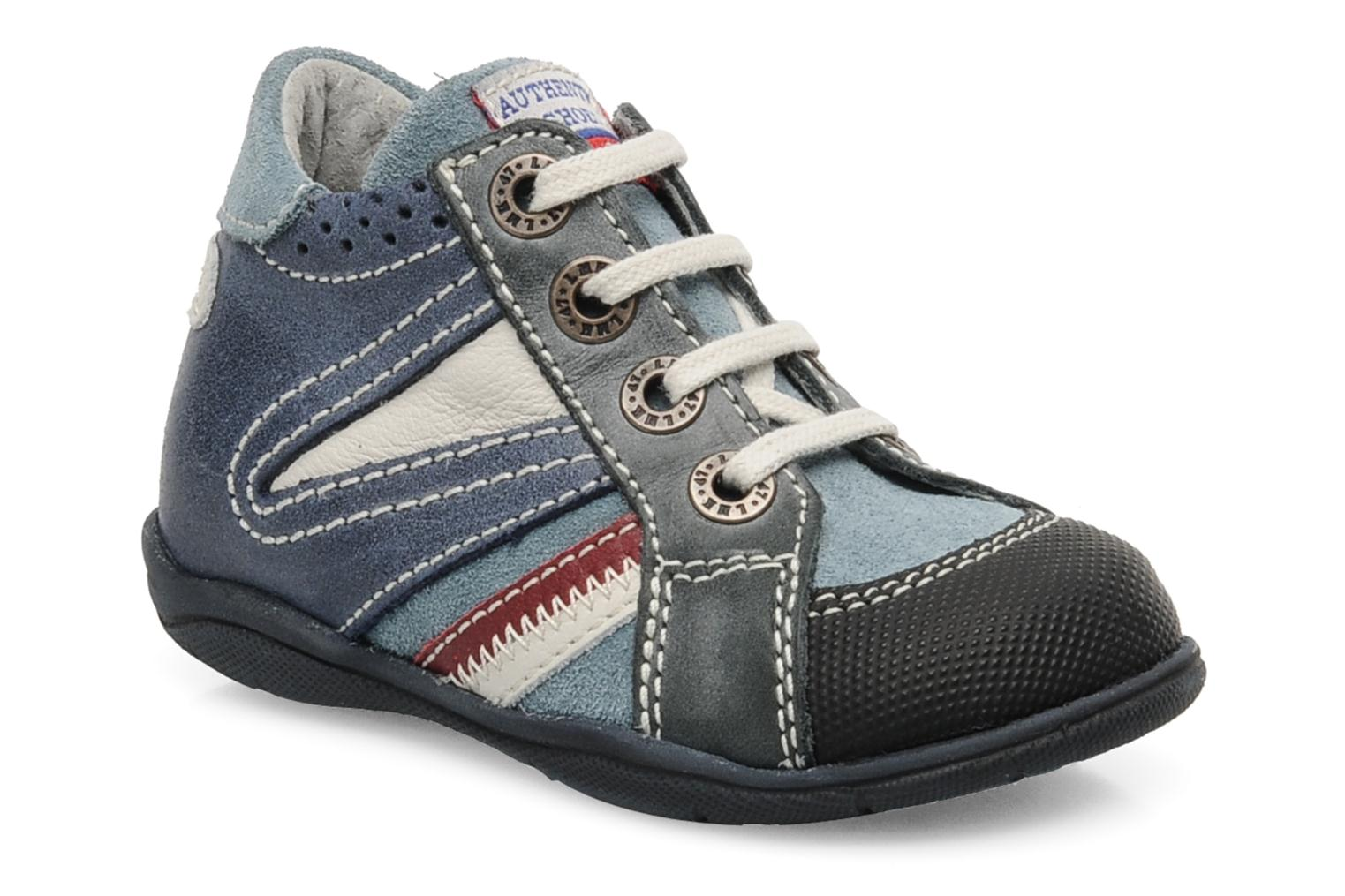 Sneakers Little Mary Opas Blauw detail