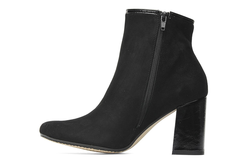 Bottines et boots K by Karston Nelson Noir vue face