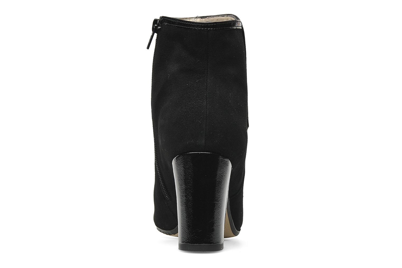 Stiefeletten & Boots K by Karston Nelson schwarz ansicht von rechts