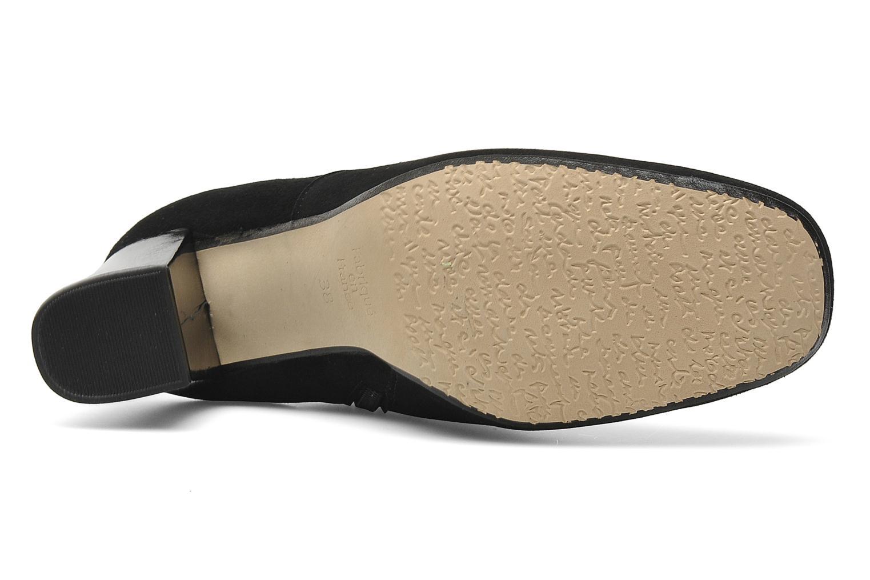 Stiefeletten & Boots K by Karston Nelson schwarz ansicht von oben
