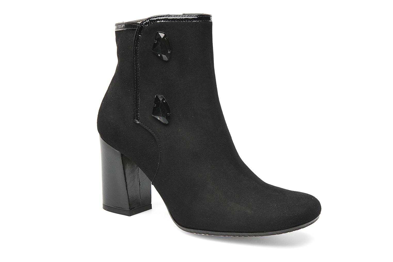 Bottines et boots K by Karston Nelson Noir vue détail/paire