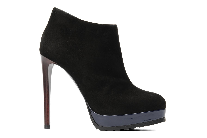 Bottines et boots Vicini Vinot Noir vue derrière
