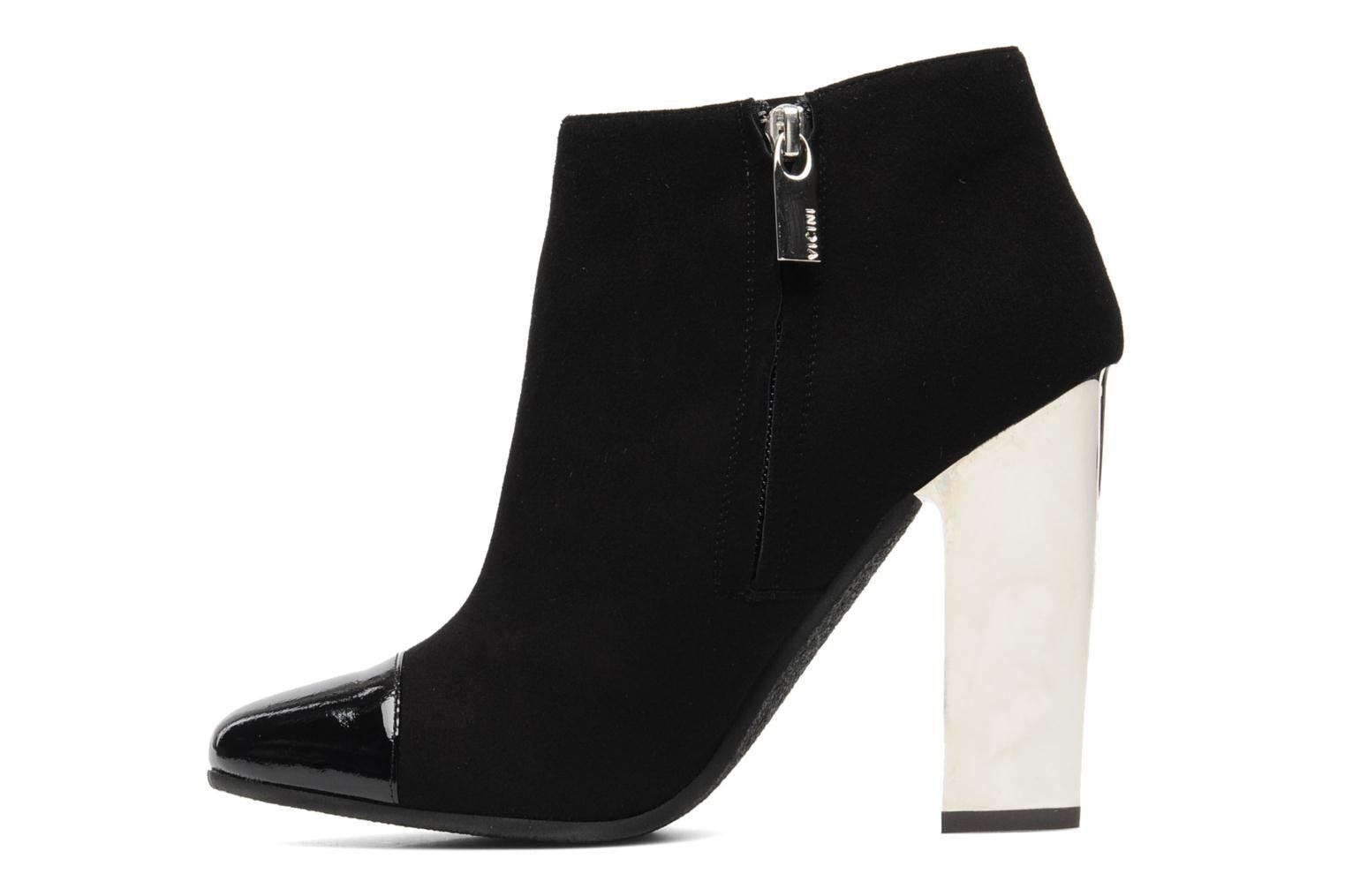 Ankle boots Vicini Valba Black front view