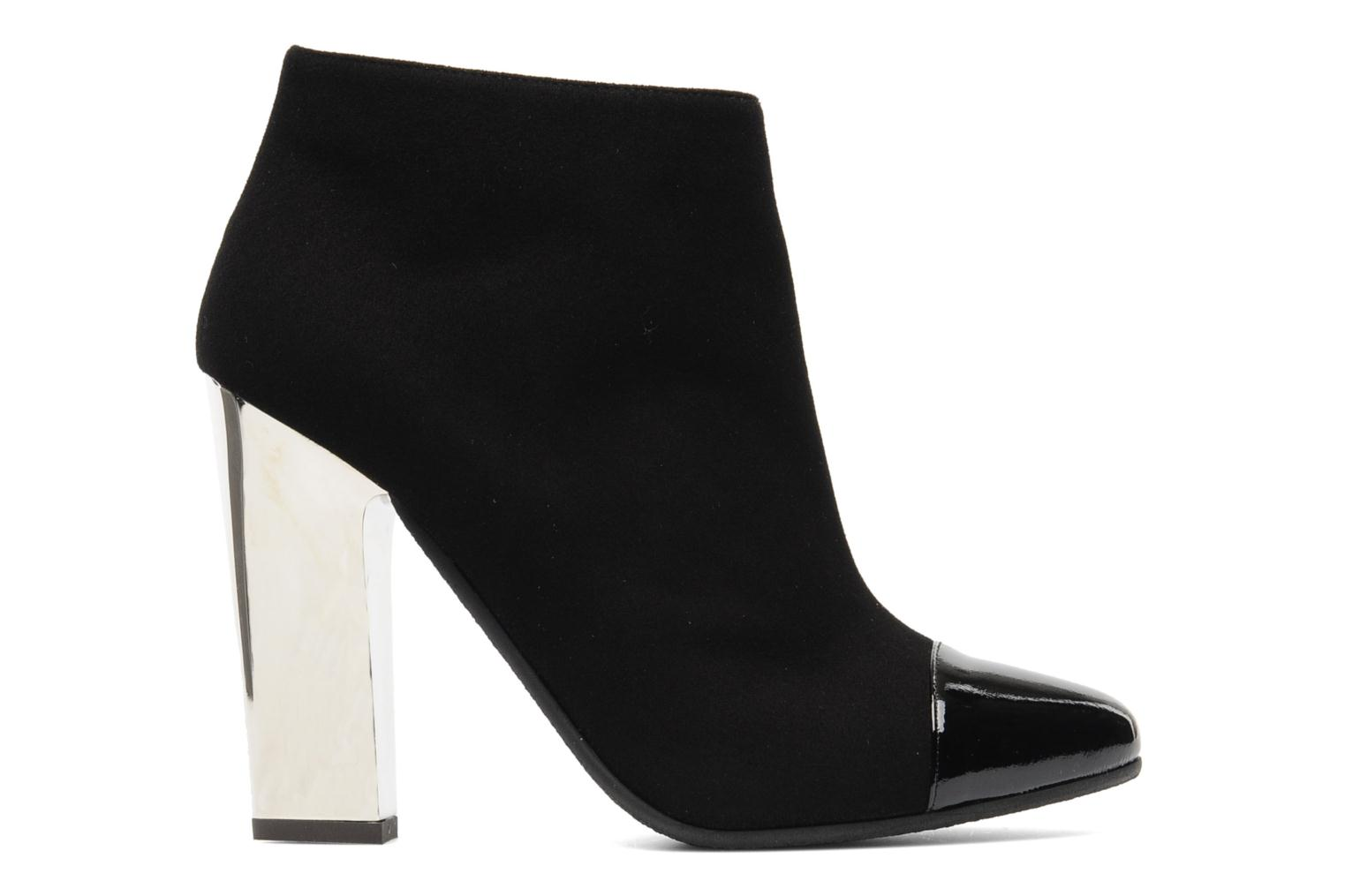 Ankle boots Vicini Valba Black back view