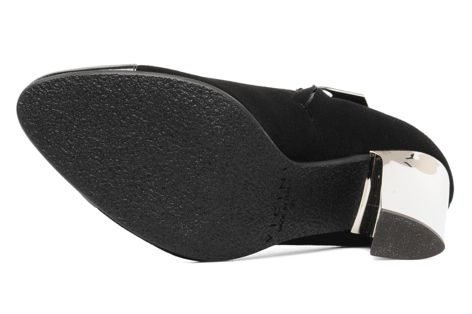 Ankle boots Vicini Valba Black view from above
