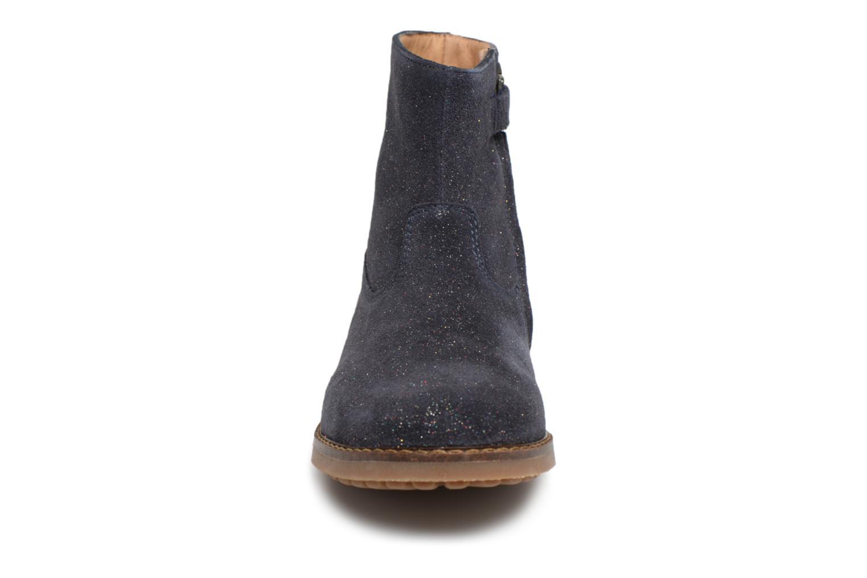 Stiefeletten & Boots Pom d Api Trip Boots blau schuhe getragen