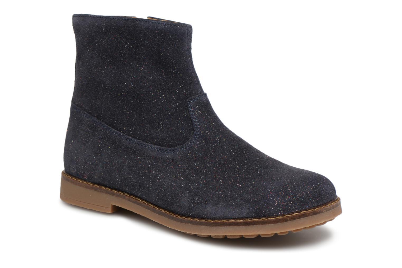 Stiefeletten & Boots Pom d Api Trip Boots blau detaillierte ansicht/modell