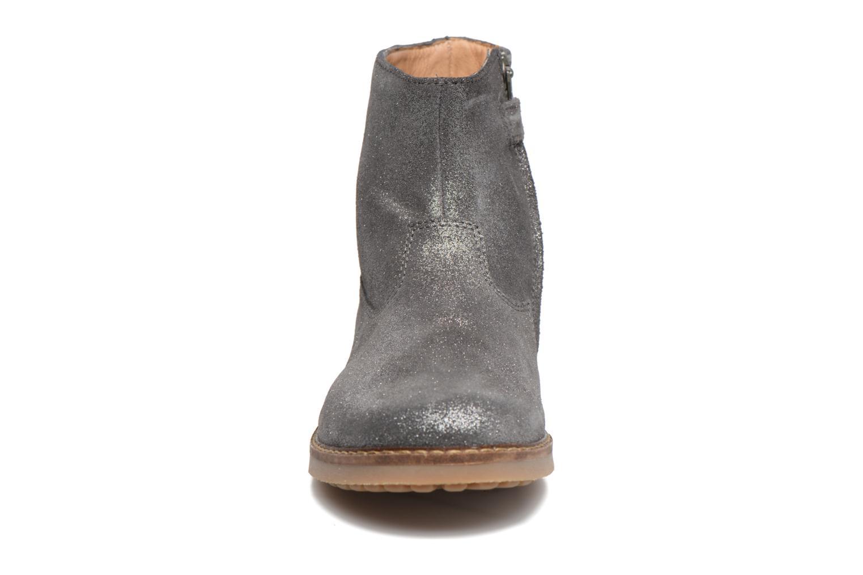 Stiefeletten & Boots Pom d Api Trip Boots grau schuhe getragen