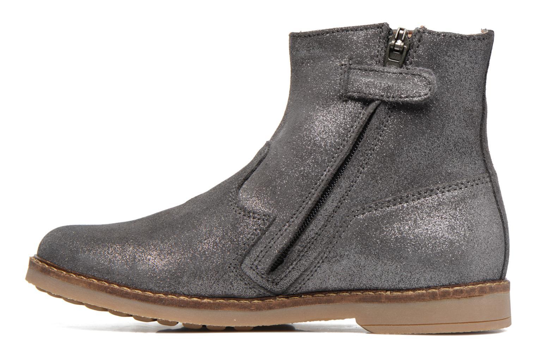 Stiefeletten & Boots Pom d Api Trip Boots grau ansicht von vorne