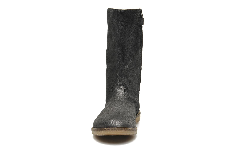 Stiefel Pom d Api Trip Botte grau schuhe getragen