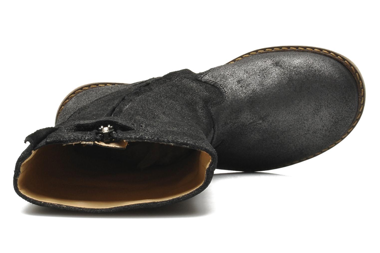 Stiefel Pom d Api Trip Botte grau ansicht von links