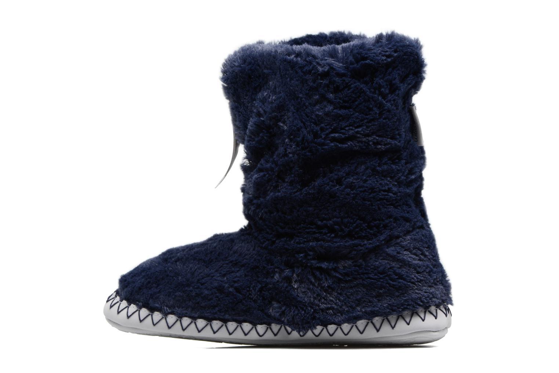 Pantoffels BEDROOM ATHLETICS Monroe Blauw voorkant