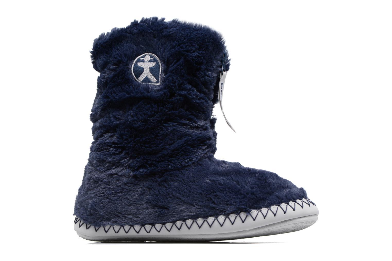 Pantoffels BEDROOM ATHLETICS Monroe Blauw achterkant