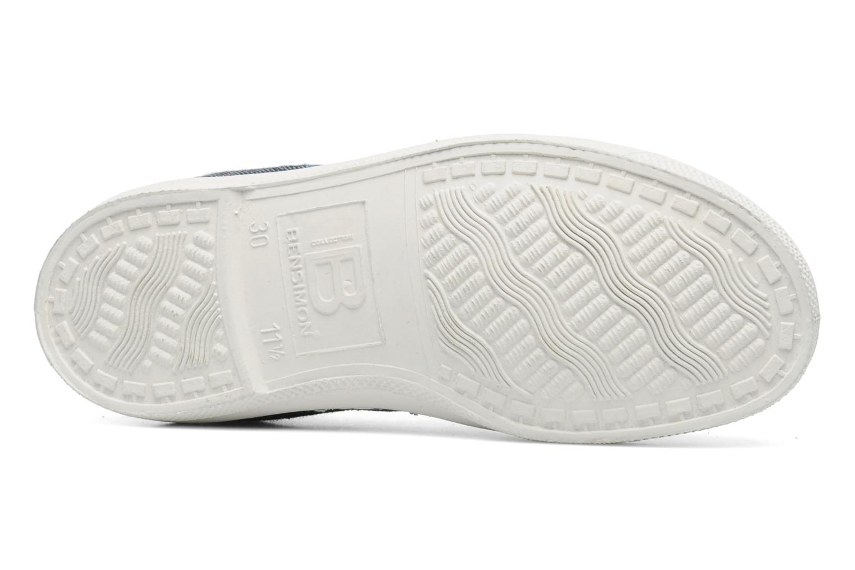 Sneakers Bensimon Tennis Ethnique E Blå se foroven