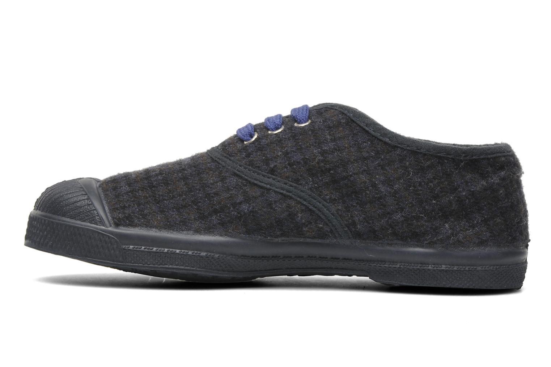 Sneakers Bensimon Tennis Katherine E Grijs voorkant
