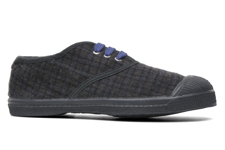 Sneakers Bensimon Tennis Katherine E Grijs achterkant