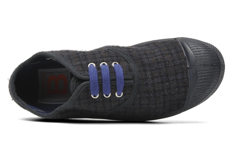 Sneakers Bensimon Tennis Katherine E Grigio immagine sinistra