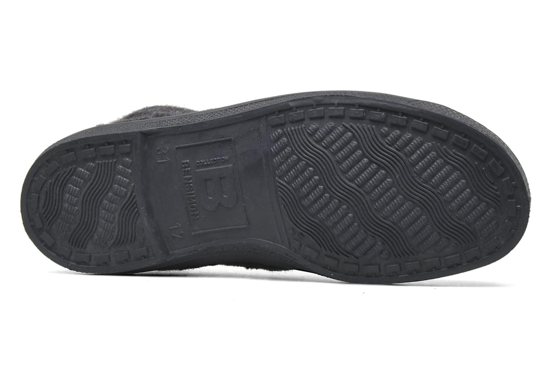 Sneakers Bensimon Tennis Katherine E Grijs boven
