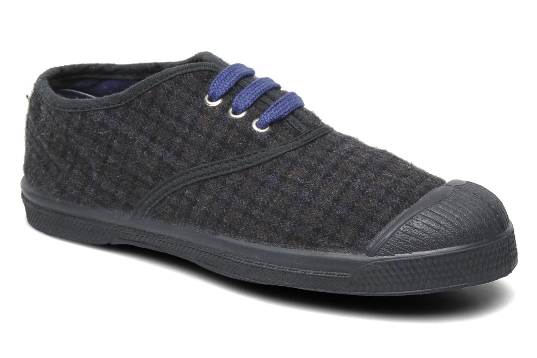 Sneakers Bensimon Tennis Katherine E Grijs detail
