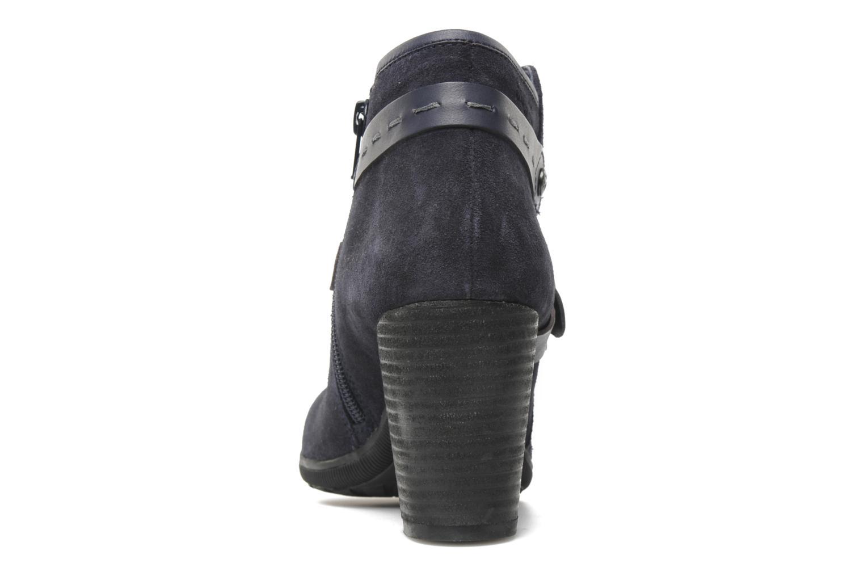 Boots en enkellaarsjes Bugatti Estelle Blauw rechts