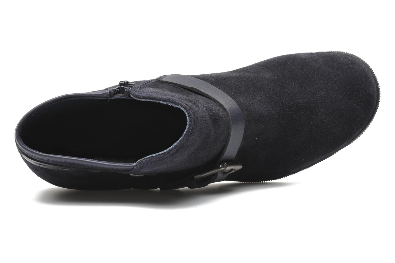 Boots en enkellaarsjes Bugatti Estelle Blauw links
