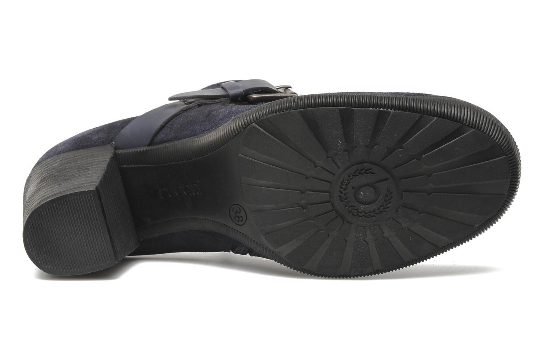 Boots en enkellaarsjes Bugatti Estelle Blauw boven