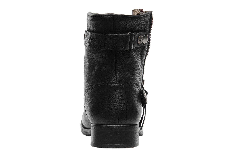 Boots en enkellaarsjes Koah Ness Zwart rechts