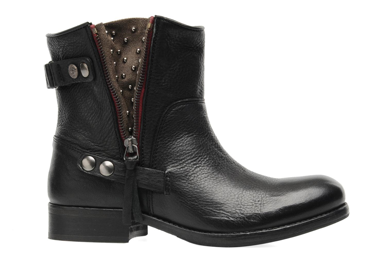 Boots en enkellaarsjes Koah Ness Zwart achterkant