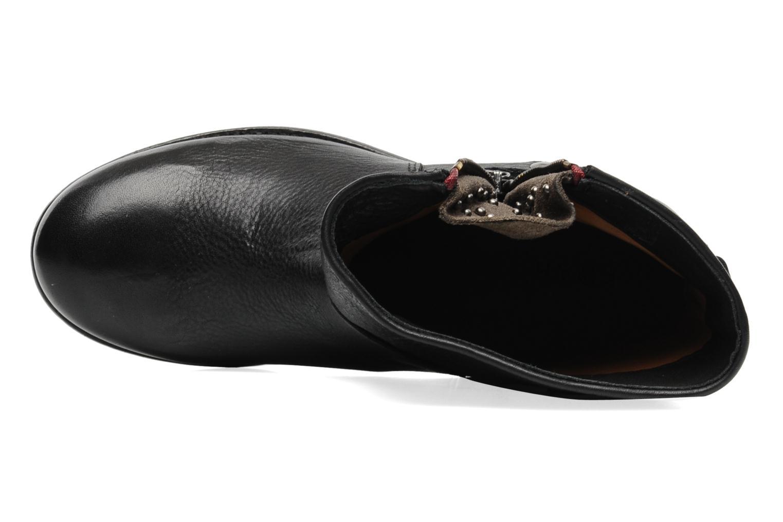 Boots en enkellaarsjes Koah Ness Zwart links