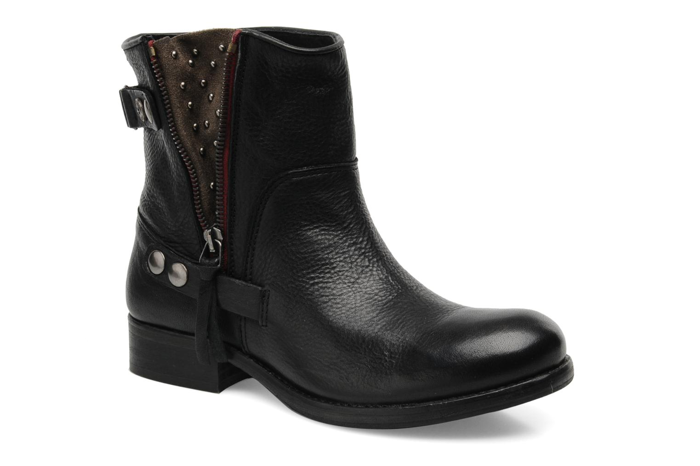 Boots en enkellaarsjes Koah Ness Zwart detail
