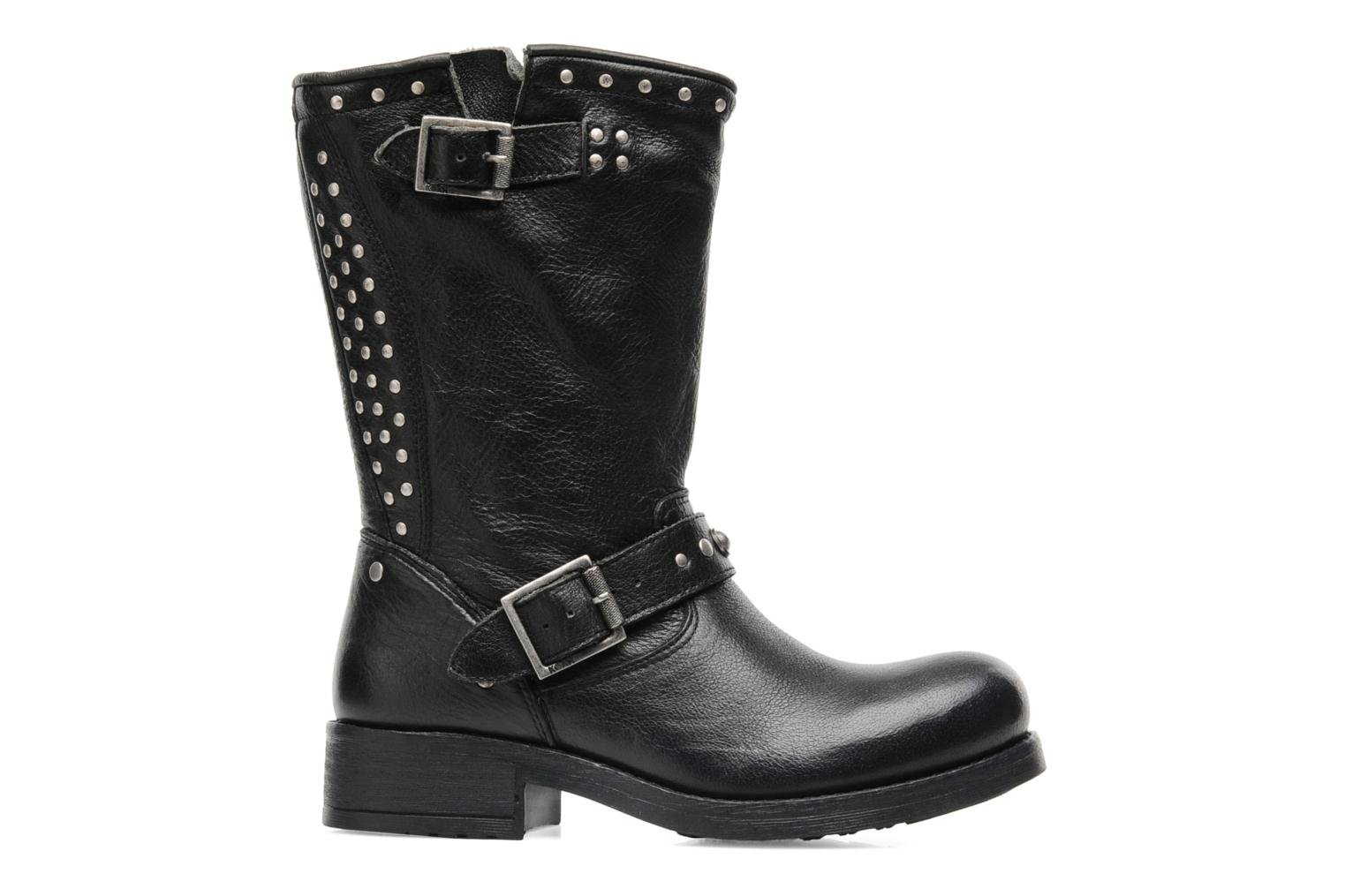 Nicky Black Cuir Vintage