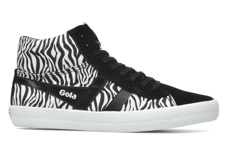 Sneakers Gola CYCLONE SAFARI Zwart achterkant