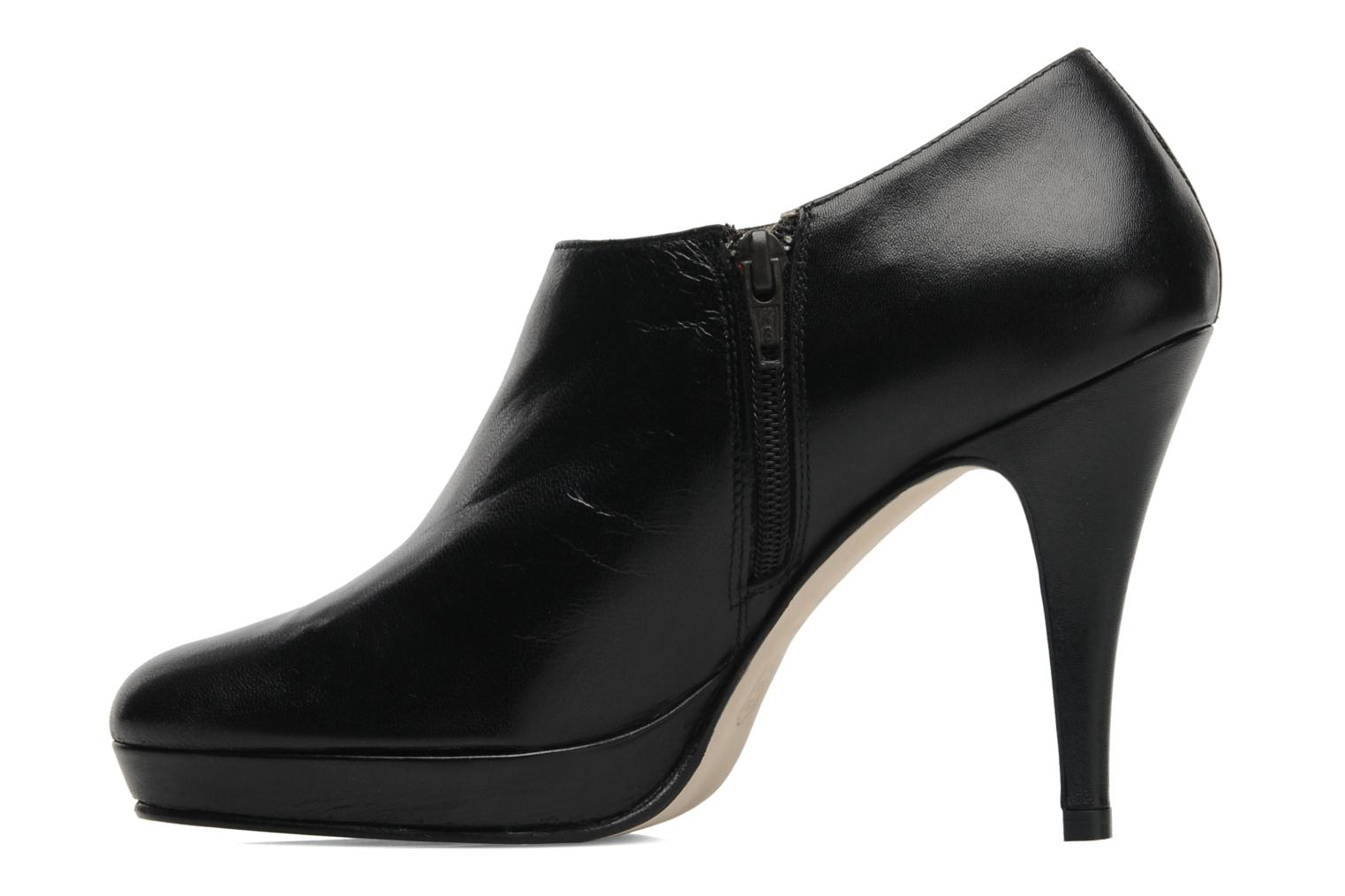 Ankle boots Anna Volodia Anabel Black front view