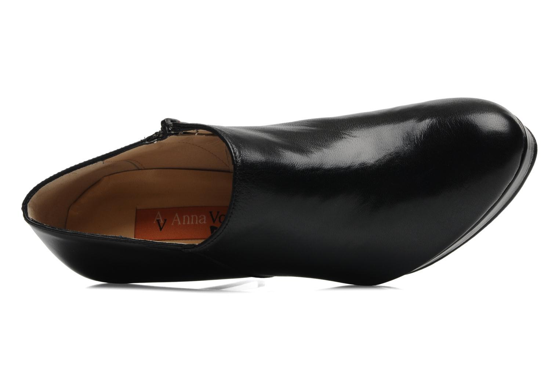 Boots en enkellaarsjes Anna Volodia Anabel Zwart links
