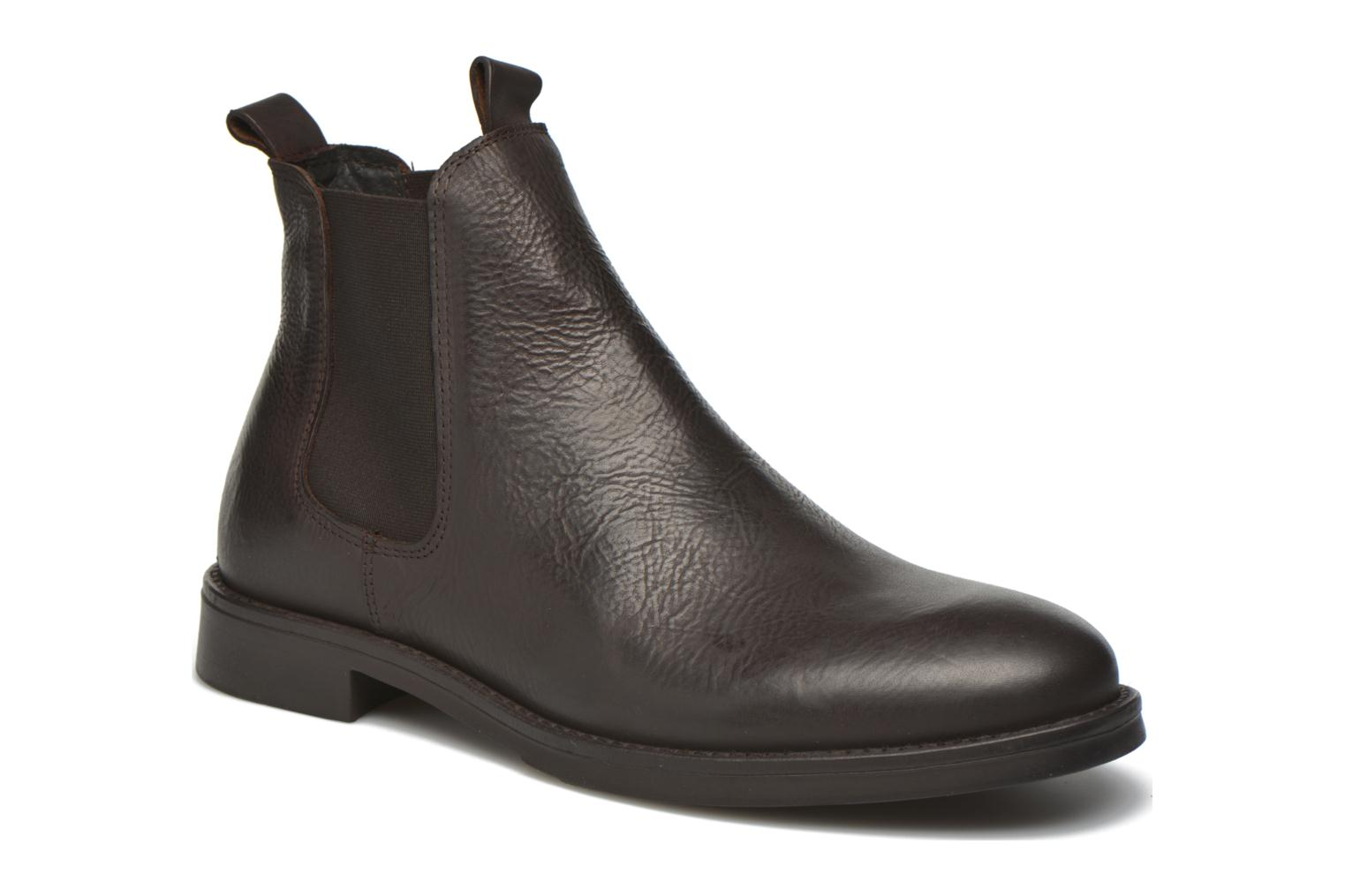 Ankle boots Selected Homme Marc Brown detailed view/ Pair view
