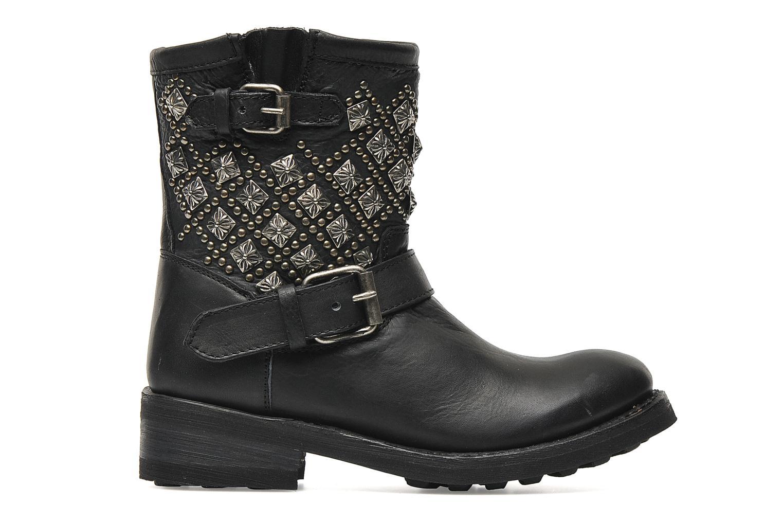 Boots en enkellaarsjes Ash Tsar Zwart achterkant