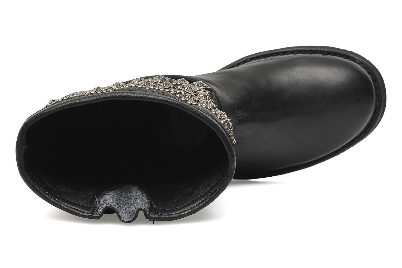 Boots en enkellaarsjes Ash Tsar Zwart links