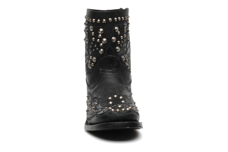 Boots en enkellaarsjes Ash Volcano Zwart model