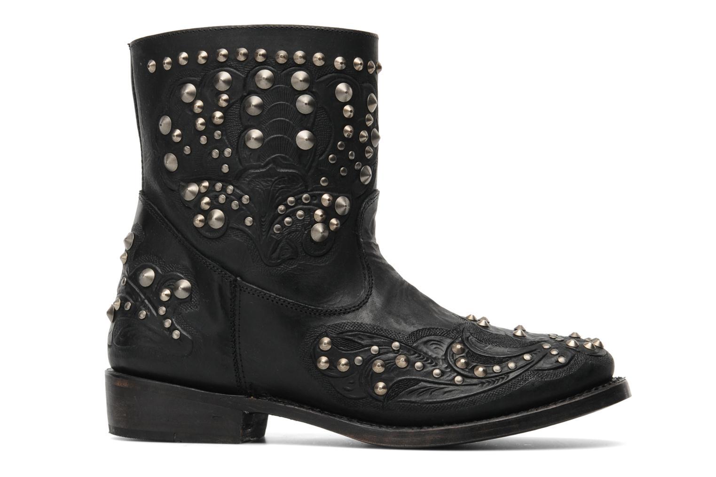 Boots en enkellaarsjes Ash Volcano Zwart achterkant