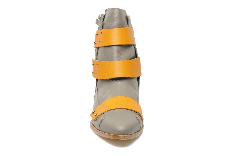 Boots en enkellaarsjes Skin by Finsk Sadie Grijs model
