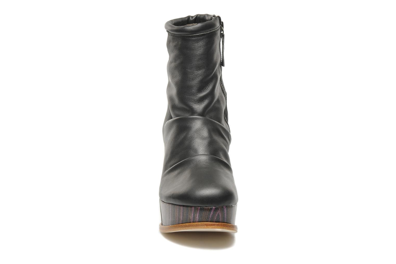 Boots en enkellaarsjes Skin by Finsk Archer Zwart model