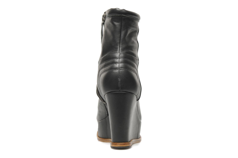 Boots en enkellaarsjes Skin by Finsk Archer Zwart rechts