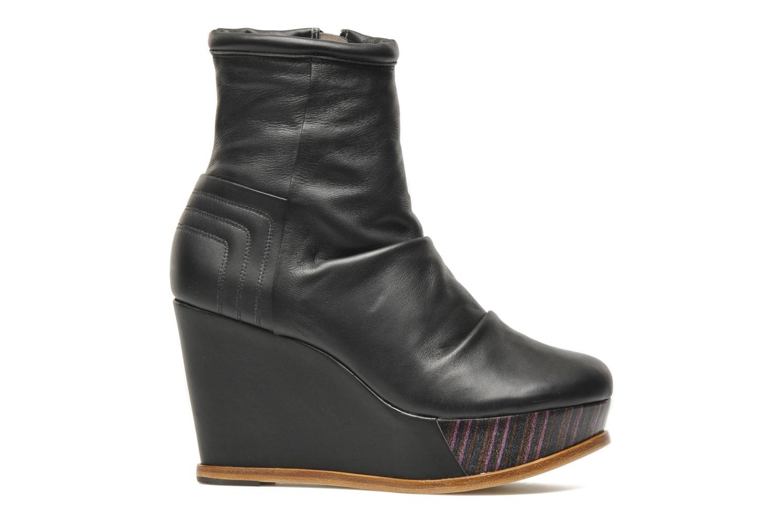 Boots en enkellaarsjes Skin by Finsk Archer Zwart achterkant
