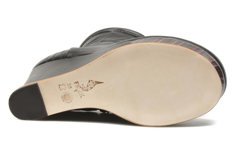 Boots en enkellaarsjes Skin by Finsk Archer Zwart boven