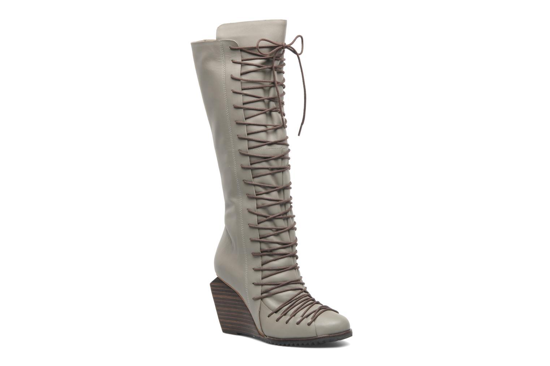 Stiefel Skin by Finsk Kirsty grau detaillierte ansicht/modell