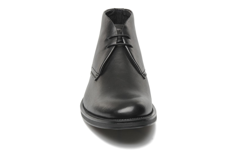 Chaussures à lacets Stonefly Class 1 Calf Veg Noir vue portées chaussures
